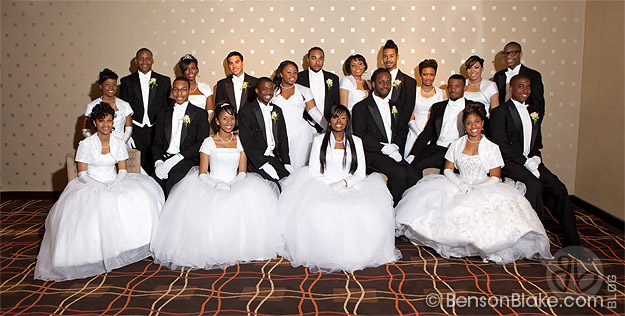 Tea Rose Cotillion 2011