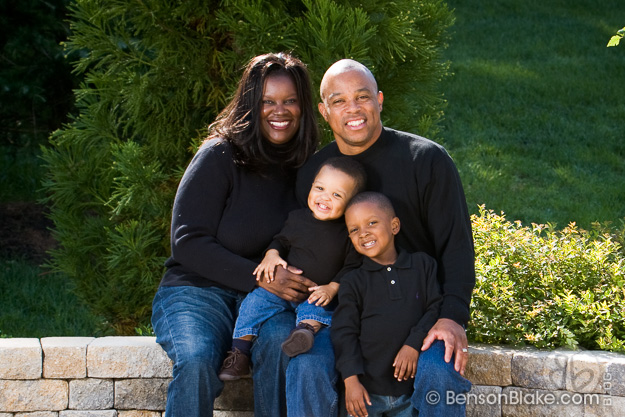 The Toney Family