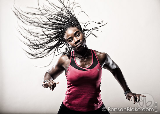 Zumba Nation Portraits