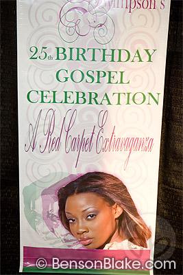 Charmaine Swimpson's birthday celebration