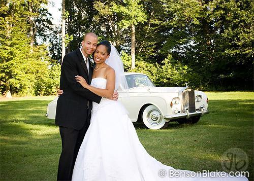 Deanna & Natario Wed