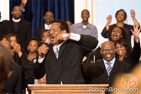 Bishop Blake in Richmond