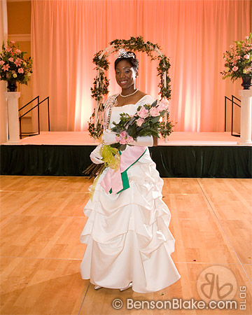 LaShae, Miss Tea Rose 2009