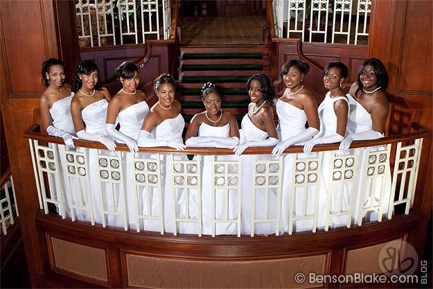Debutantes 4 Christ 2011