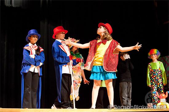 Drama Kids 2011