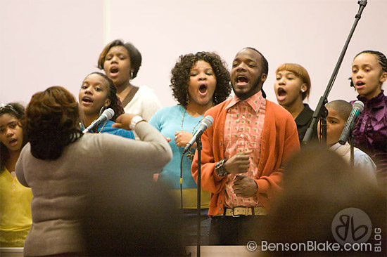 Theresa Cousins Youth & Young Adult Choir - Mt. Calvary Free Will Baptist Church