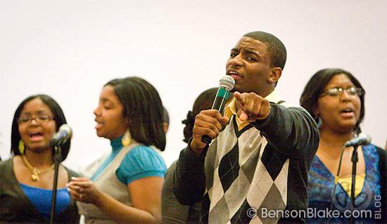 Vernon Gordon & Elevated Worship
