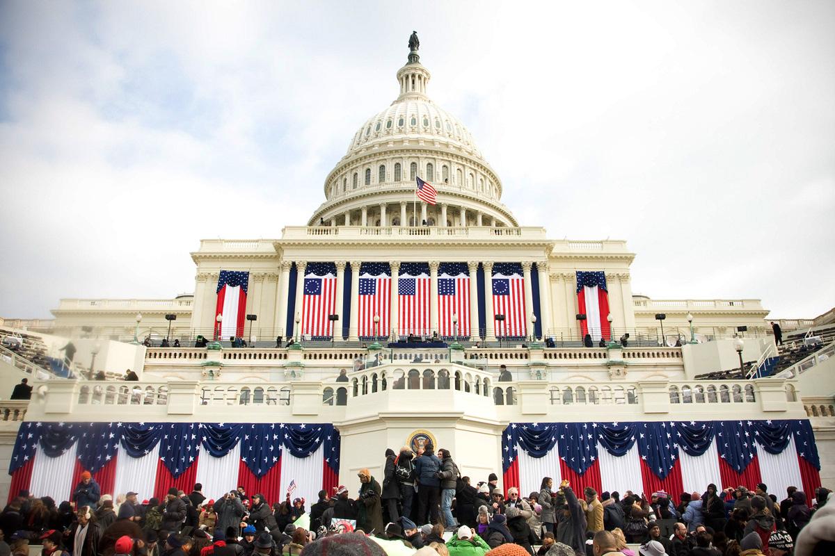 U.S. Presidential Inauguration 2009