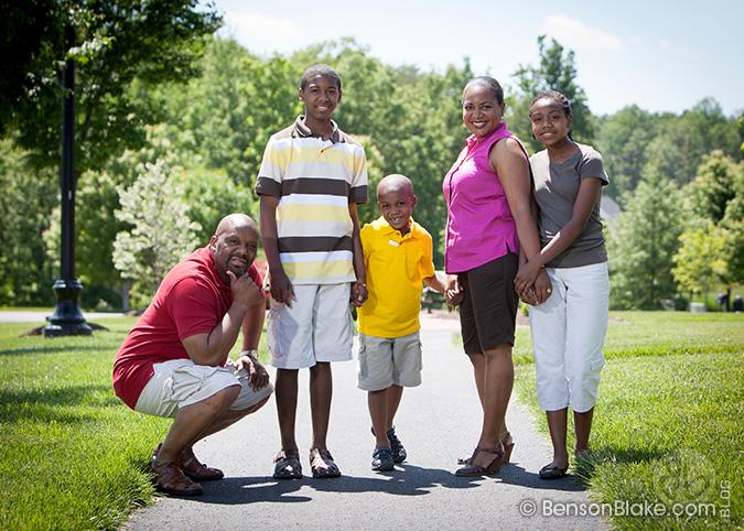 The Garcia Family 2014