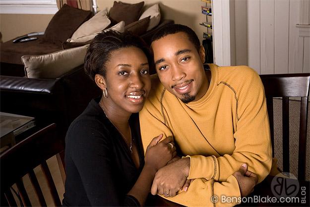 LaToya & David