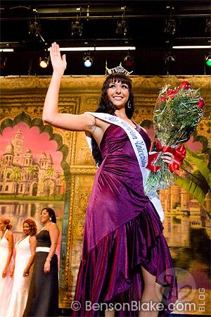 Nikole Churchill, Miss Hampton University 2009-2010