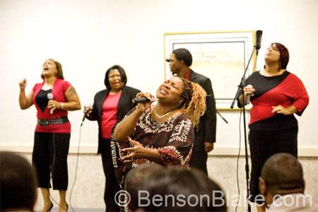 VA Gospel Announcers' Guild Anniversary 2007