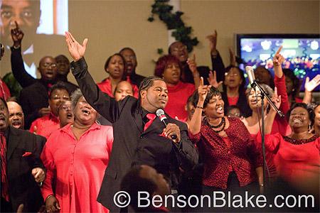 Virginia Mass Choir